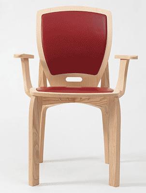 Jonathan Rose Design Develop Contemporary Scandinavian Inspired Furniture Chairs Furniture Armchair Front