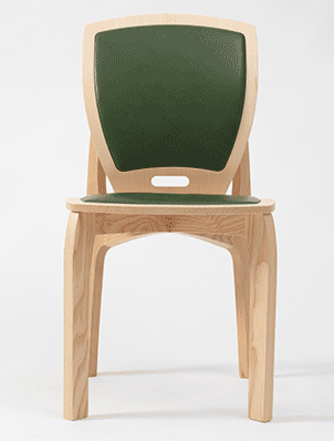 Jonathan Rose Design Develop Contemporary Scandinavian Inspired Furniture Chairs Furniture Side Chair Front
