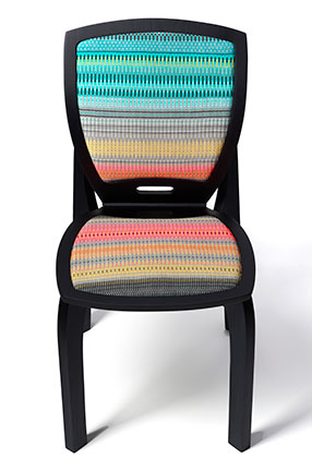 Jonathan Rose Design Develop Contemporary Scandinavian Inspired Furniture New 2019 Danish Disrupted Collaboration Angie Parker Scandinavian Weave 1